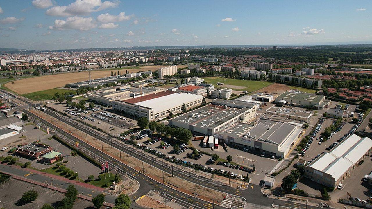L'équipementier allemand Bosch est en train de finaliser la cession d'un tènement de près de 11 hectares au groupe Serl associé à la Banque des territoires.