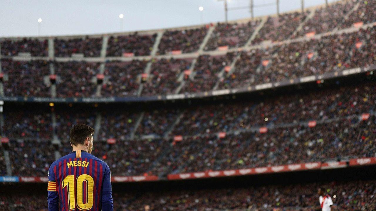 Le FC Barcelone vise un chiffre d'affaires supérieur au milliard d'euros en 2021.