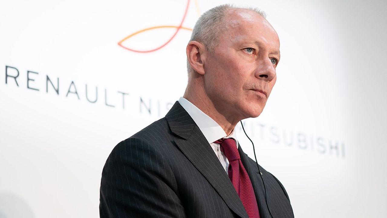 Nommé directeur général de Renault le 24janvier, Thierry Bolloré a annoncé mercredi la recomposition de son comité exécutif.
