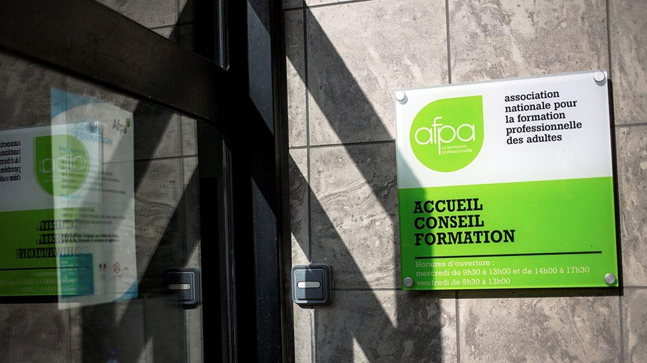 La remise en état des 200 sites de l'Afpa est estimée à 730millions d'euros, soit une année de chiffre d'affaires.