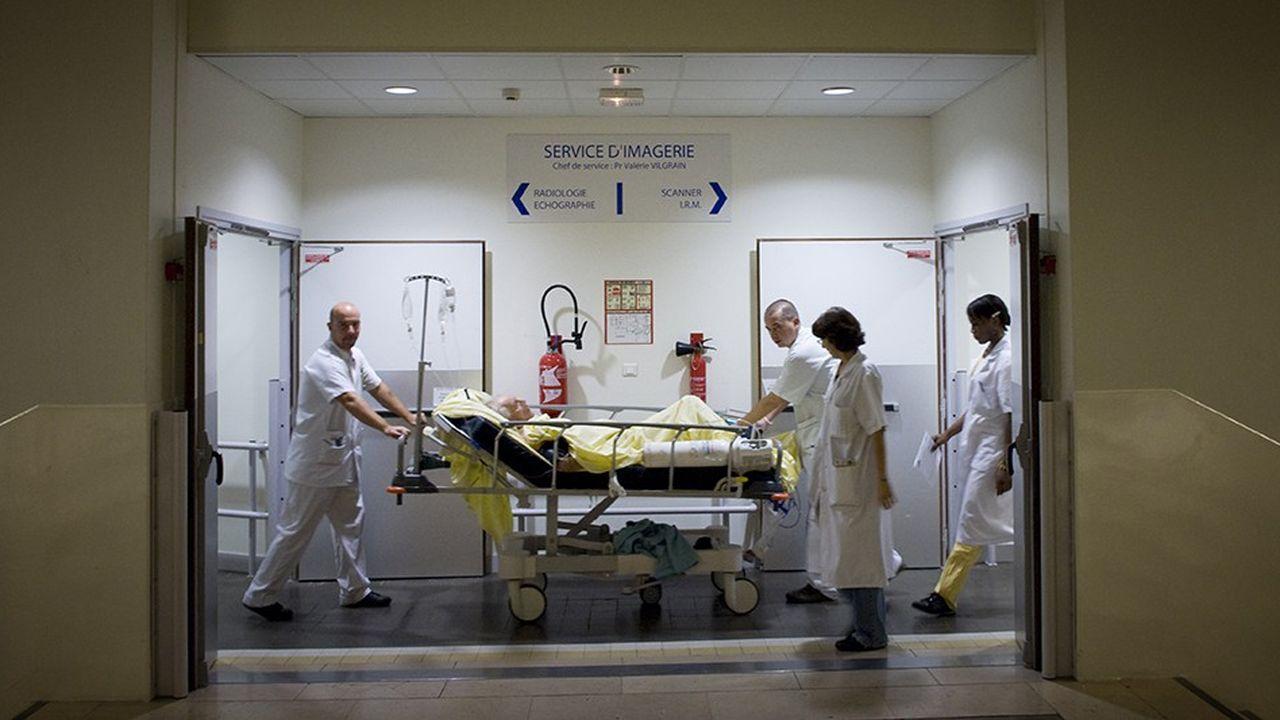 Pour les hôpitaux, très déficitaires, les bonnes nouvelles se succèdent depuis septembre.