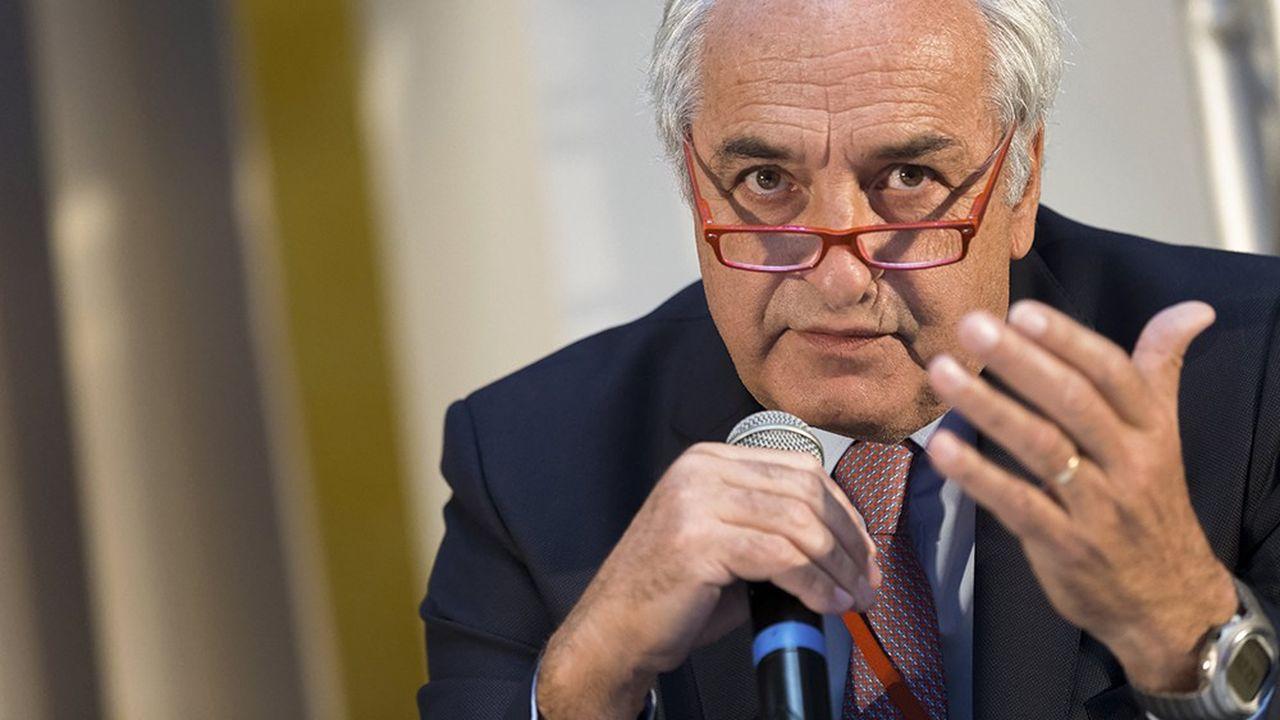 Pierre Goguet, le président de CCI France.