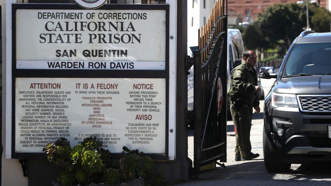 La Californie concentre le plus grand nombre de condamnés à mort aux Etats-Unis (737), avec un quart des peines prononcées dans tout le pays, comme ici à la prison de San Quentin