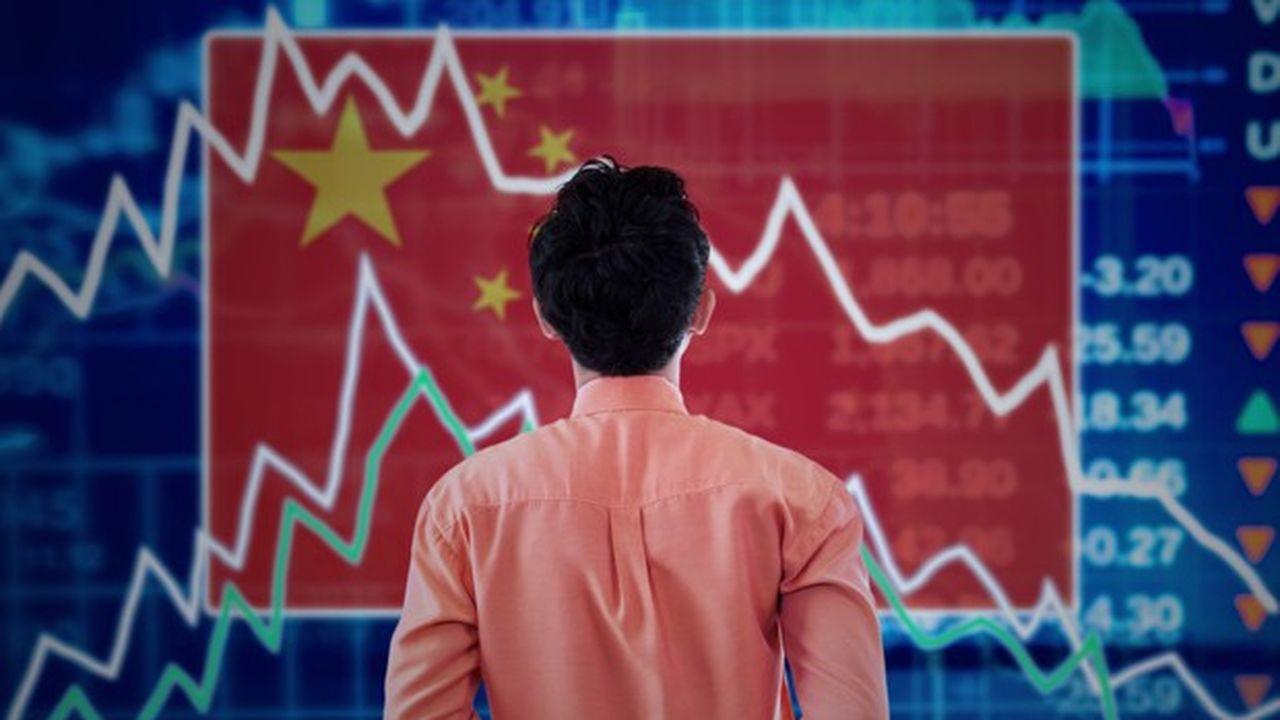 L'endettement des entreprises chinoises atteint désormais 155% du produit intérieur brut.