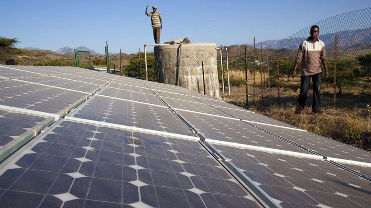 La capacité à accélérer le rythme de déploiement de moyens de production d'électricité sera déterminante pour l'avenir de l'Afrique.