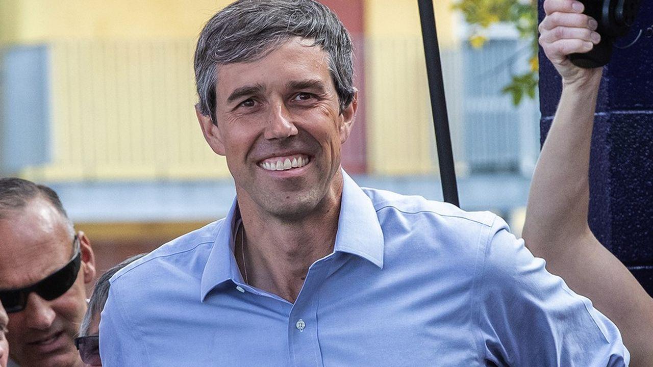 Beto O'Rourke veut mener une «campagne positive» pour faire oublier à l'Amérique ses divisions.