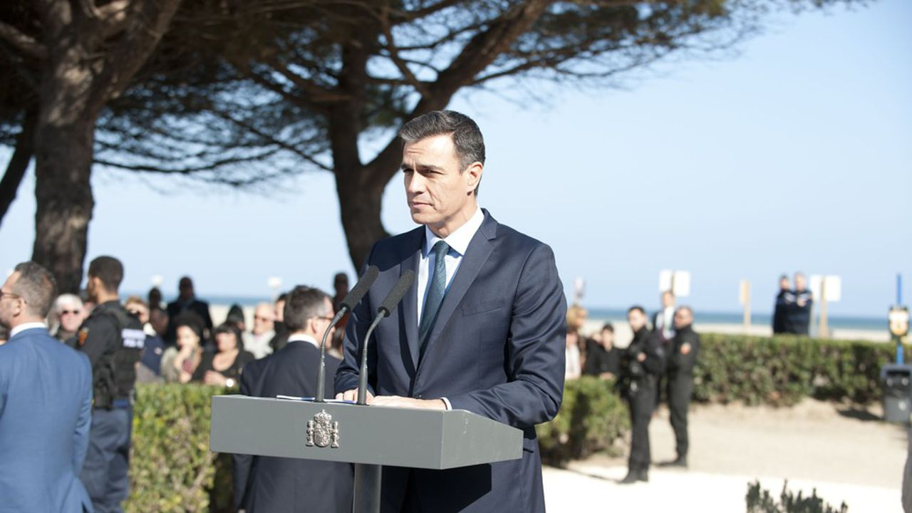 Le 24 février dernier, le chef du gouvernement espagnol, Pedro Sanchez s'était rendu à Collioure et à Argeles-sur-Mer pour commémorer les 80 ans de la 'Retirada'.