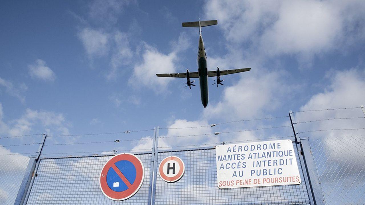 L'aéroport de Nantes Atlantique fait partie des champions de la croissance en 2018.