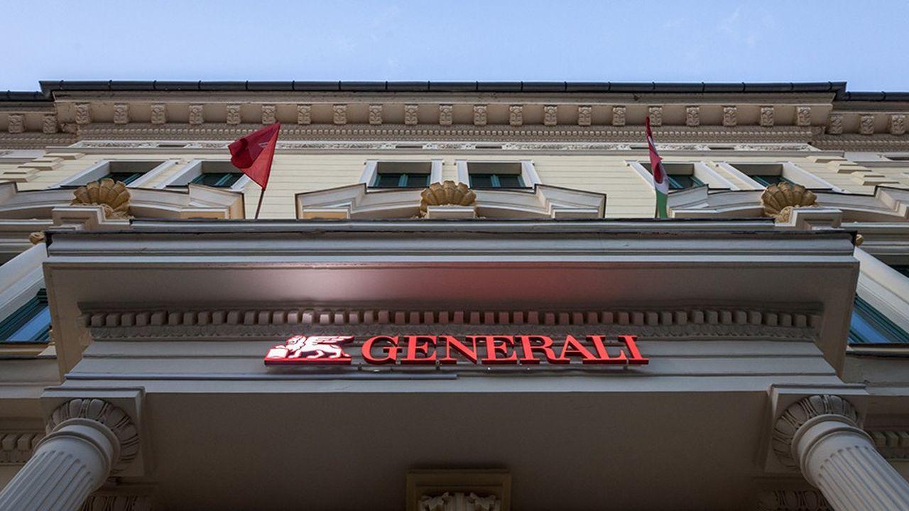 Generali a vu son chiffre d'affaires augmenter de 4,9% l'an dernier, à 66,7milliards d'euros.