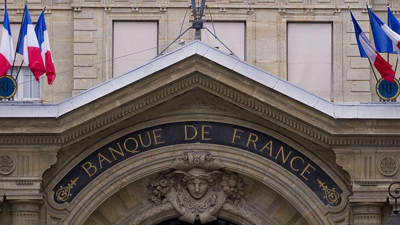 La Banque de France prévoit que le taux de chômage devrait refluer cette année, pour s'établir à 8,7% de la population active fin 2019.
