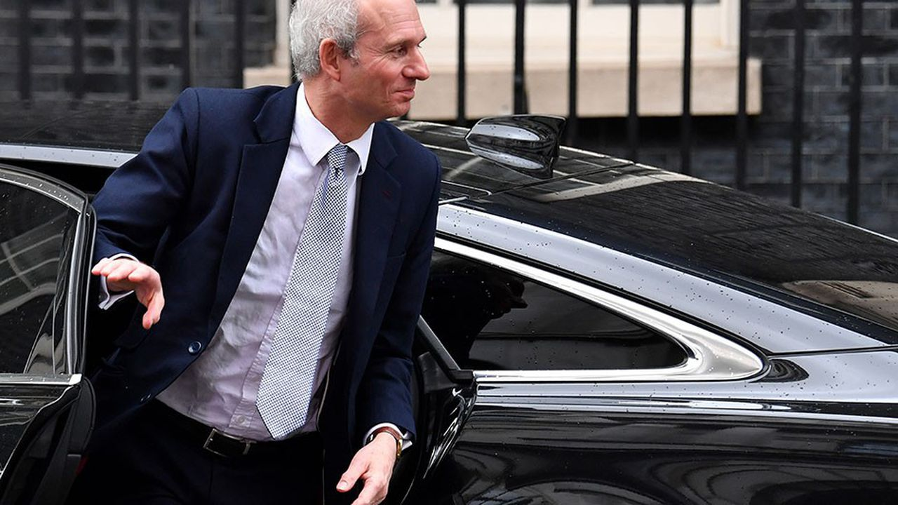 Le vice-Premier ministre britannique David Lidington.