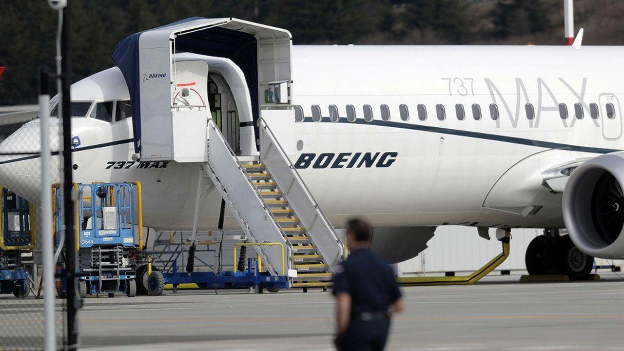 Les 737 MAX sont interdits de vol jusqu'à nouvel ordre par la quasi-totalité des compagnies aériennes.