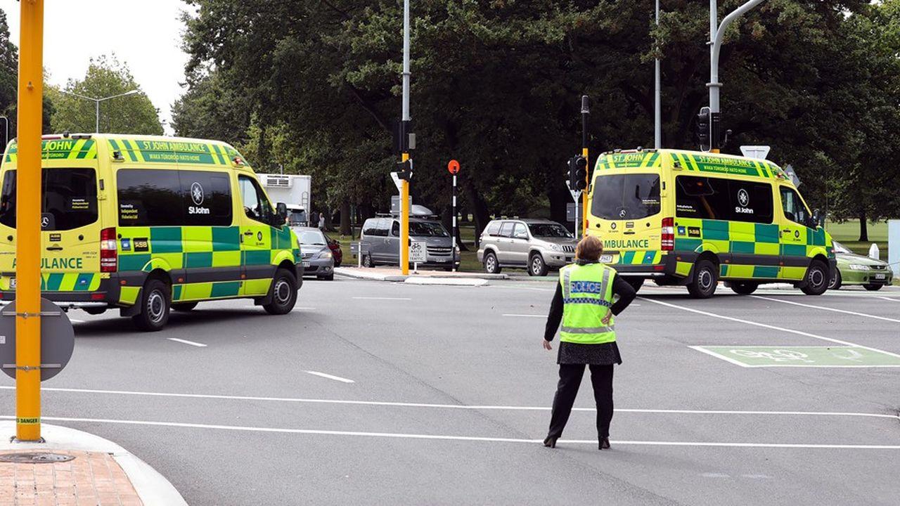 «C'est l'un des jours les plus sombres de l'histoire de la Nouvelle-Zélande», a commenté la Première ministre, Jacinda Ardern