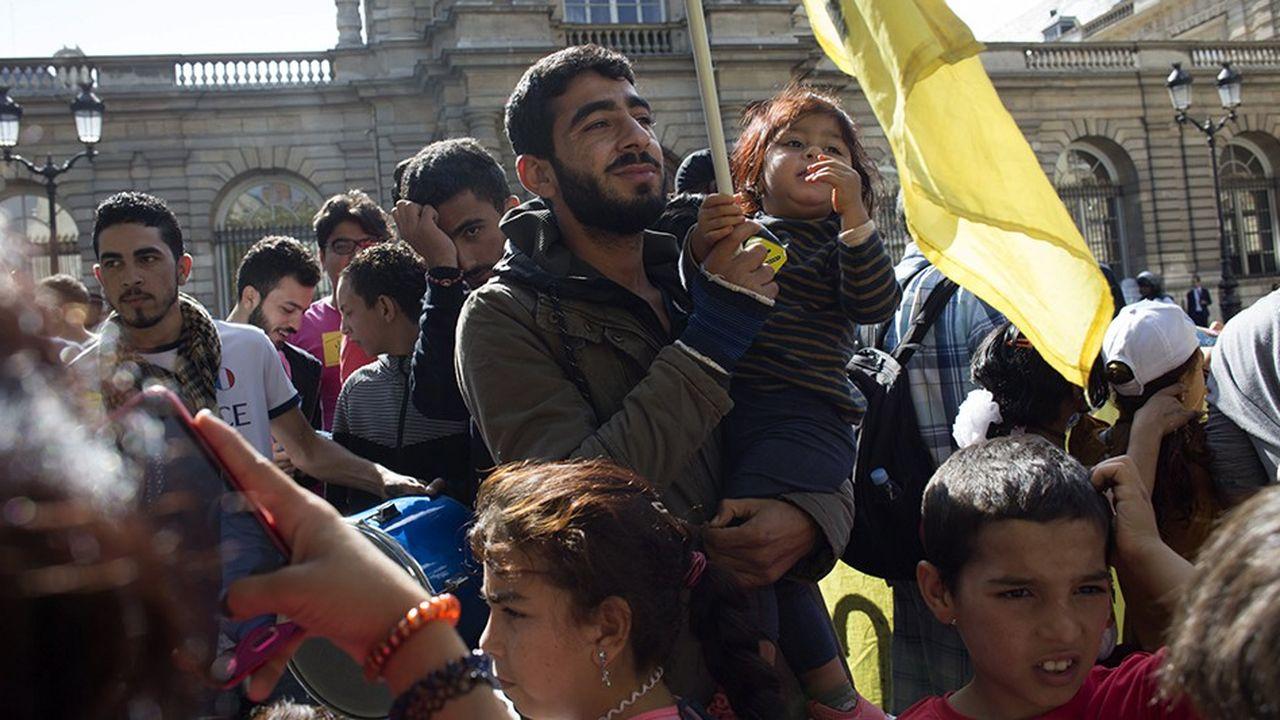 L'an passé, les Syriens sont restés, de loin, les principaux demandeurs d'asile en Europe