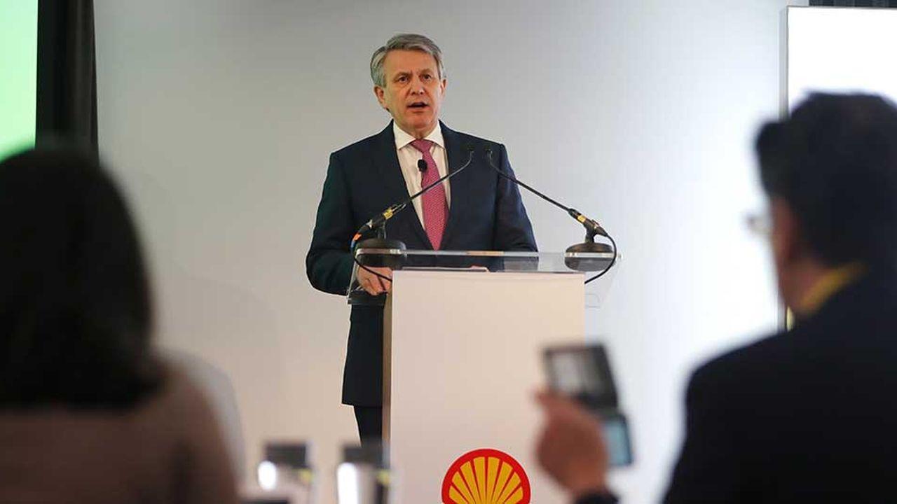 Ben van Beurden a touché un total de 20,14millions d'euros, d'après des données publiées par Shell