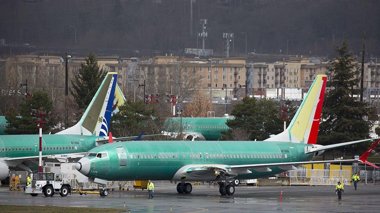 Du fait de l'interdiction de vol aux Etats-Unis, Boeing va devoir stocker sur son site de production de Renton, près de Seattle, les Boeing 737 produits à raison de 52 exemplaires par mois.