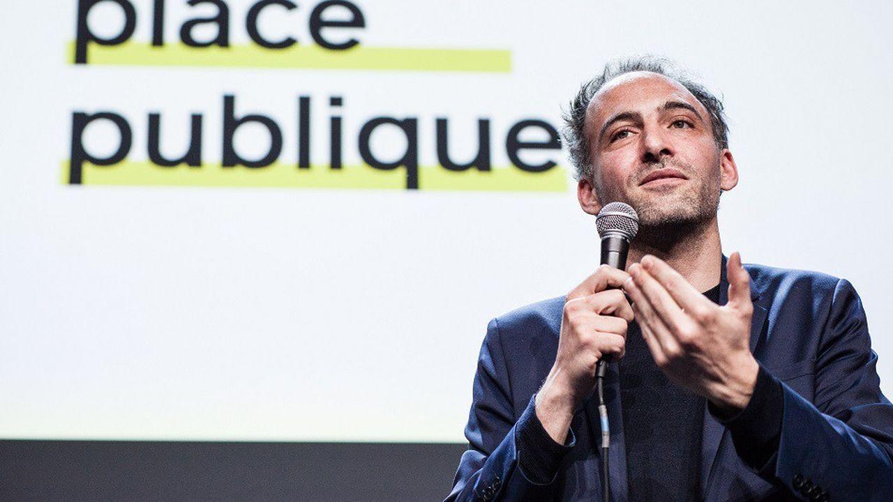 Raphaël Glucksmann, essayiste et fondateur de Place publique.