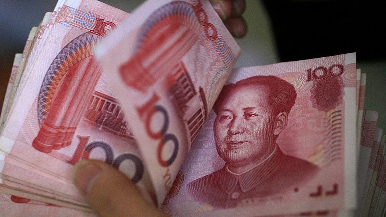 Le renminbi remonte depuis le début de l'année