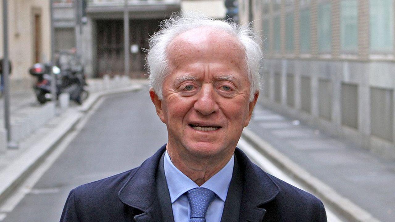 Leonardo del Vecchio, le fondateur de Luxoticca, fêtera ses 84 ans en mai prochain