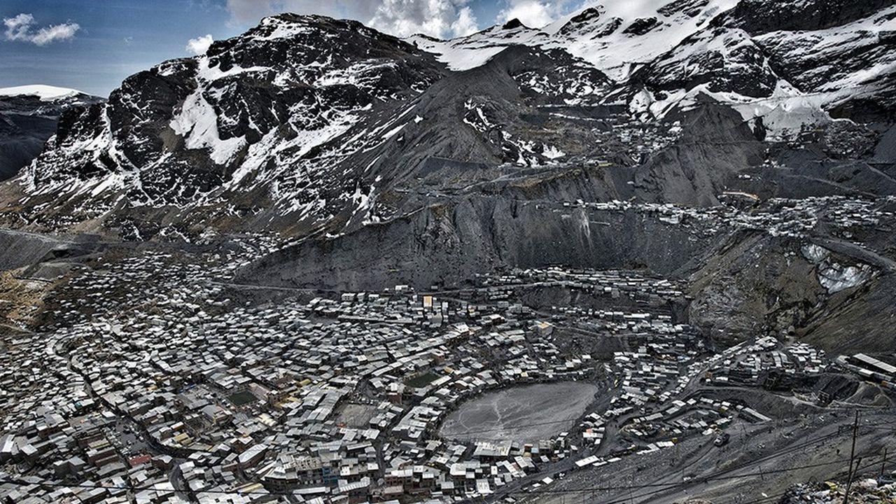 La Rinconada, au Pérou, est la ville la plus haute du monde.