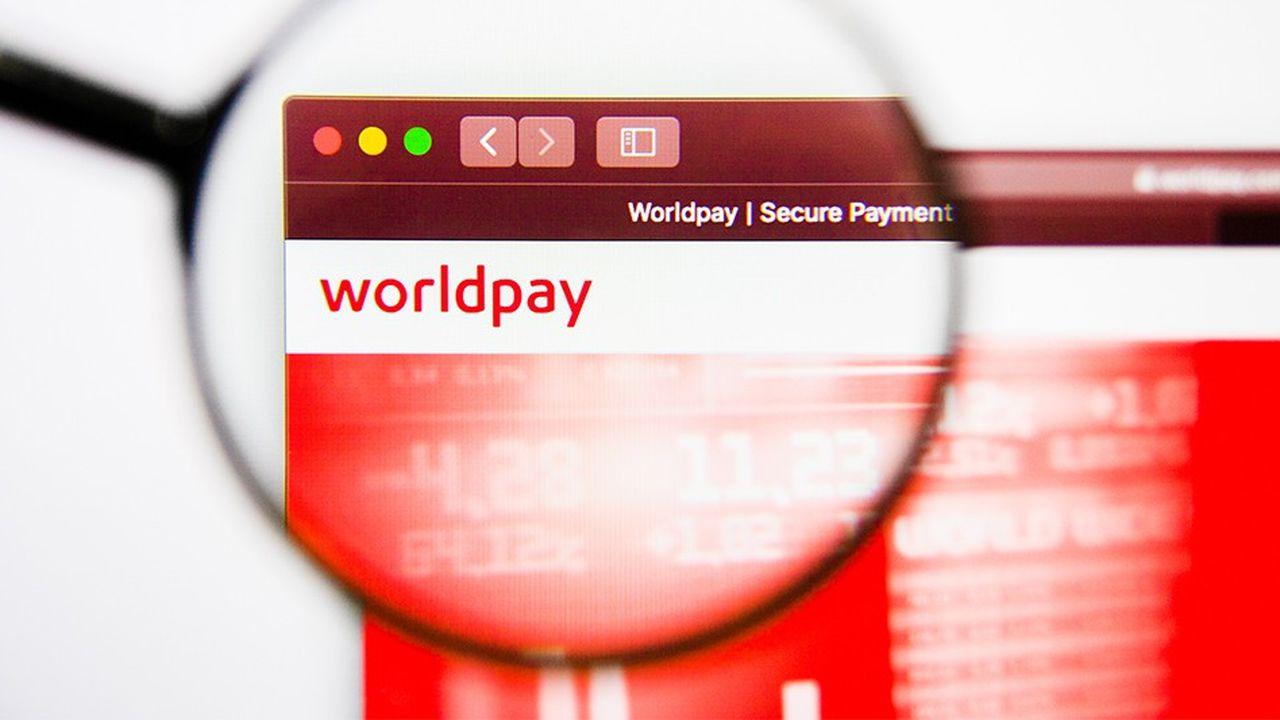 Worldpay réalise 40milliards de transactions par an.