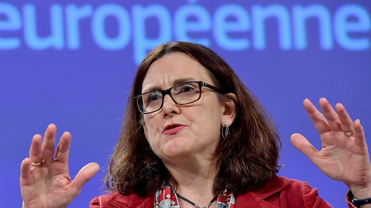 La Commissaire au Commerce Cecilia Malmström veut pousser les Etats tiers à ouvrir plus largement leurs marchés publics aux Européens au nom de la réciprocité dans les relations commerciales.