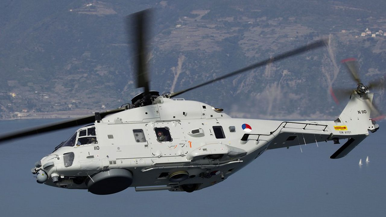 La commande du Qatar pour 28 NH90 a reboosté la division hélicoptère du groupe italien