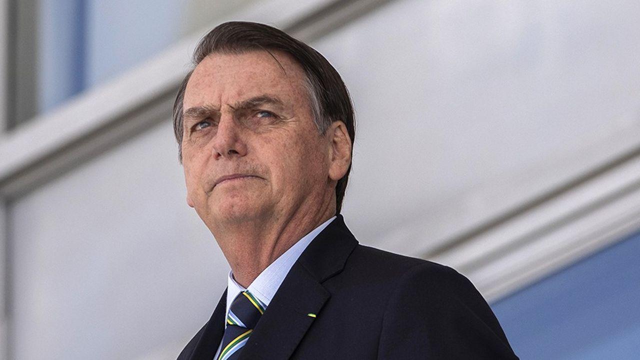 Contrairement à la coutume, le premier voyage officiel à l'étranger du président brésilien Jair Bolsonaro a pour destination Washington et non pas Buenos Aires.
