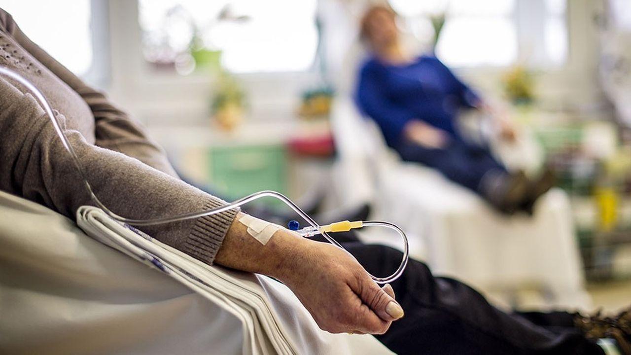 Le cancer du poumon reste le plus meurtrier en Europe