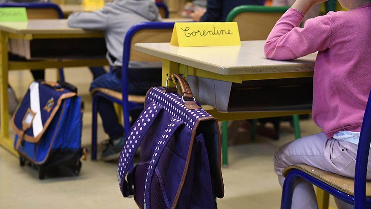 La grève dans les écoles maternelles et élémentaires était suivie ce mardi par près d'un quart des enseignants, selon le ministère de l'Education. Le principal syndicat du primaire recense lui quelque 40% de grévistes.