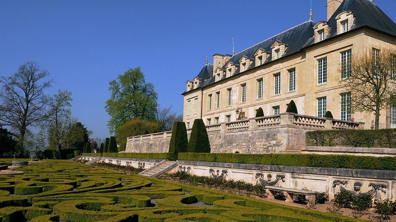 La gestion du château d'Auvers a été reprise par le département le 1erjanvier dernier.