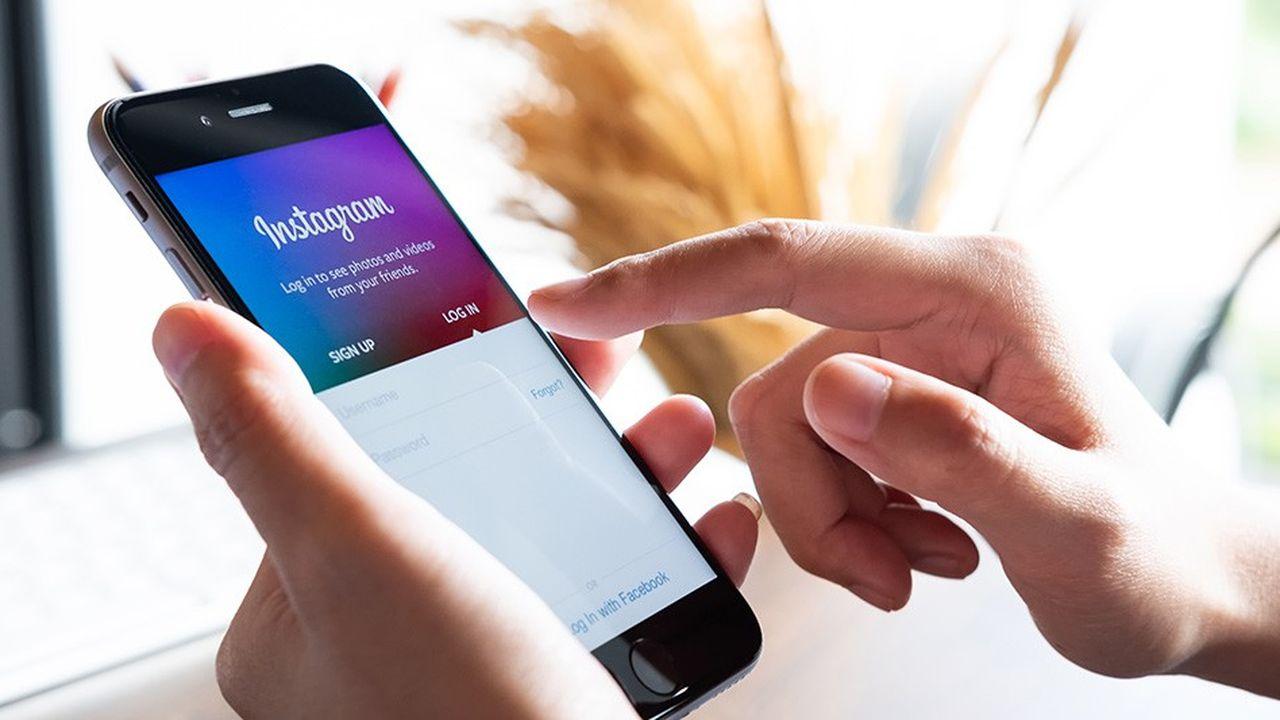 Auparavant, le consommateur qui consultait les produits d'une marque sur Instagram était redirigé vers le site de cette marque.