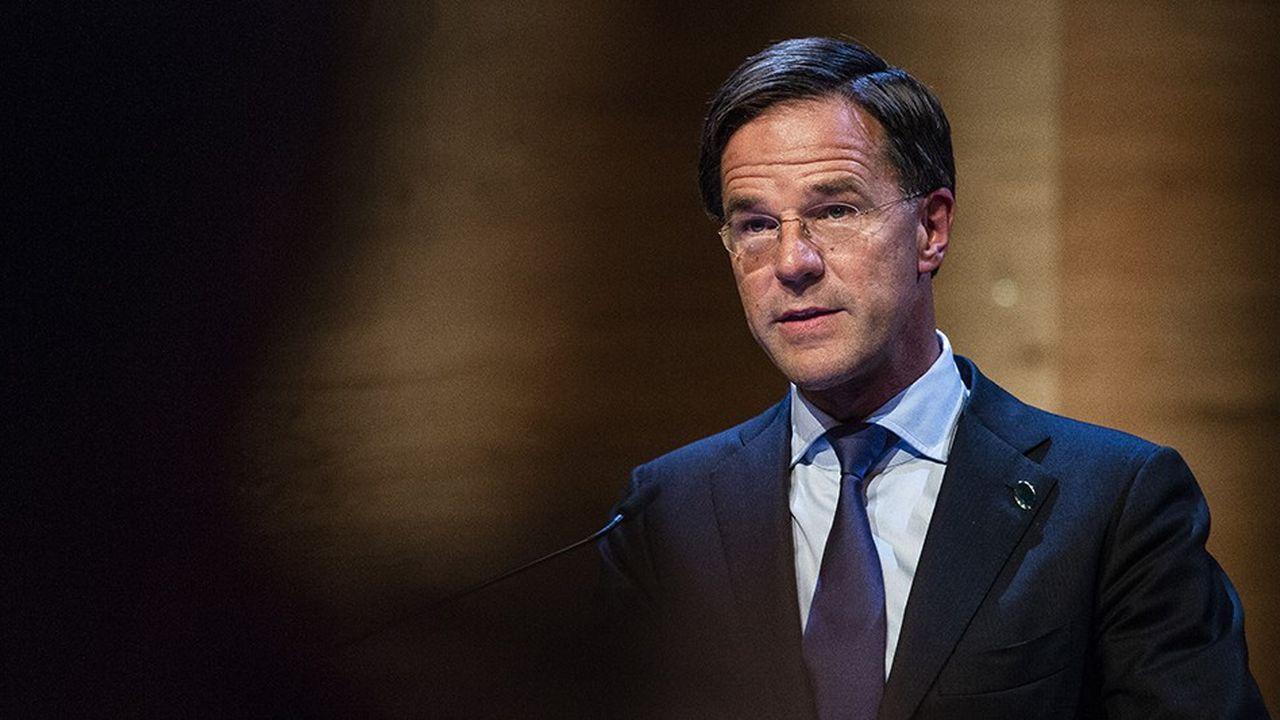 Mark Rutte, le Premier ministre néerlandais, est menacé par les élections provinciales.