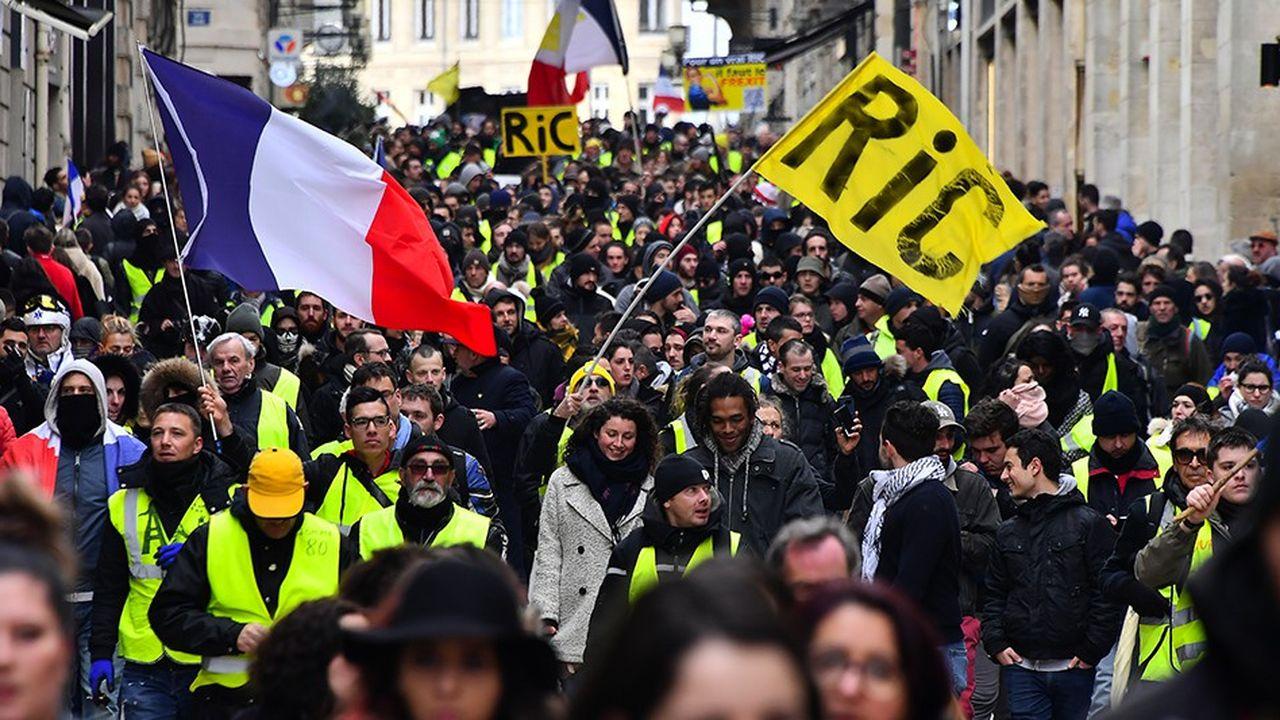 La fréquentation hôtelière de décembre à Paris a baissé de 5,3% sur un an, du fait notamment des manifestations de «gilets jaunes».