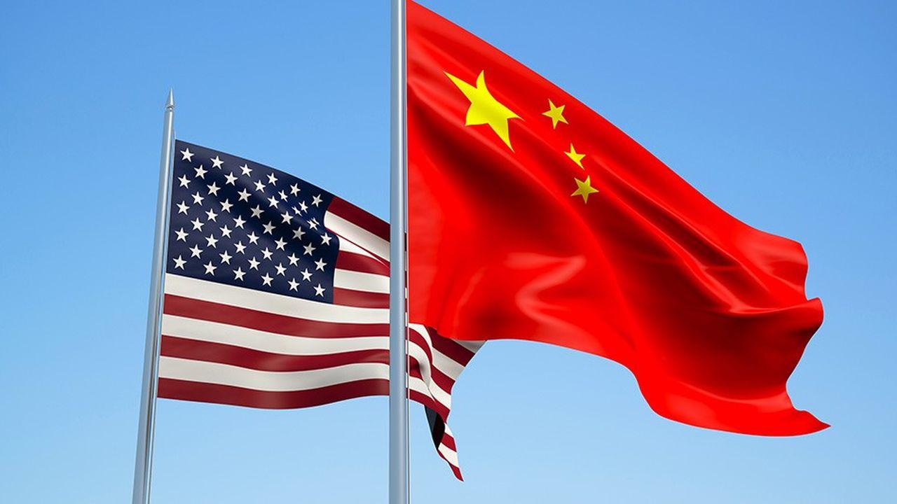 Donald Trump a assuré, mardi lors d'une conférence de presse avec le président brésilien, que les discussions avec la Chine avançaient «très bien»