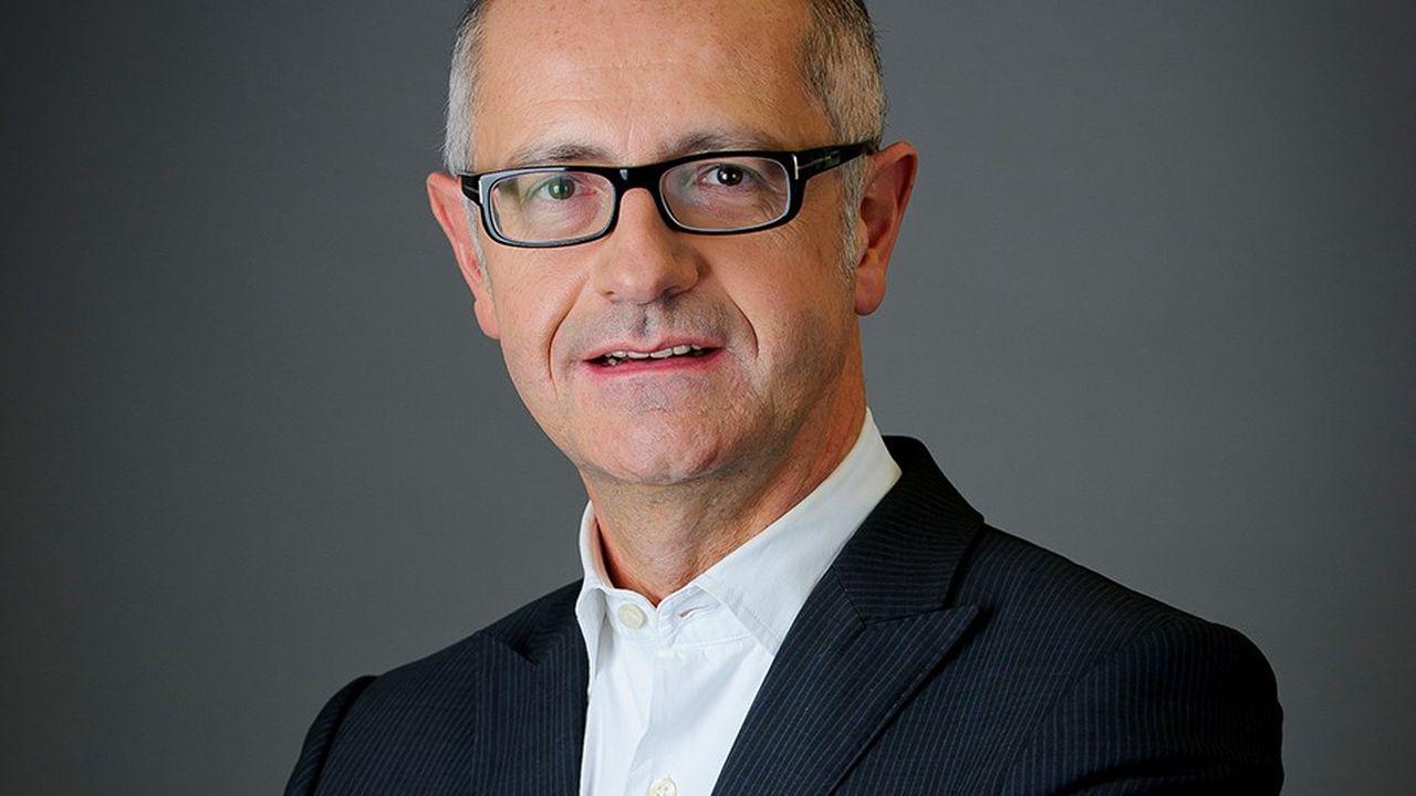 Jean-Michel Picaud, président de RSM en France.