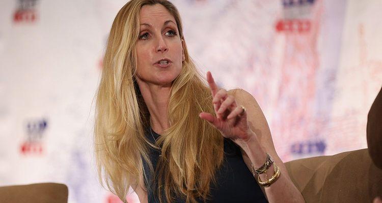 Ann Coulter est obsédée par le déclin supposé de l'Amérique blanche et par l'immigration