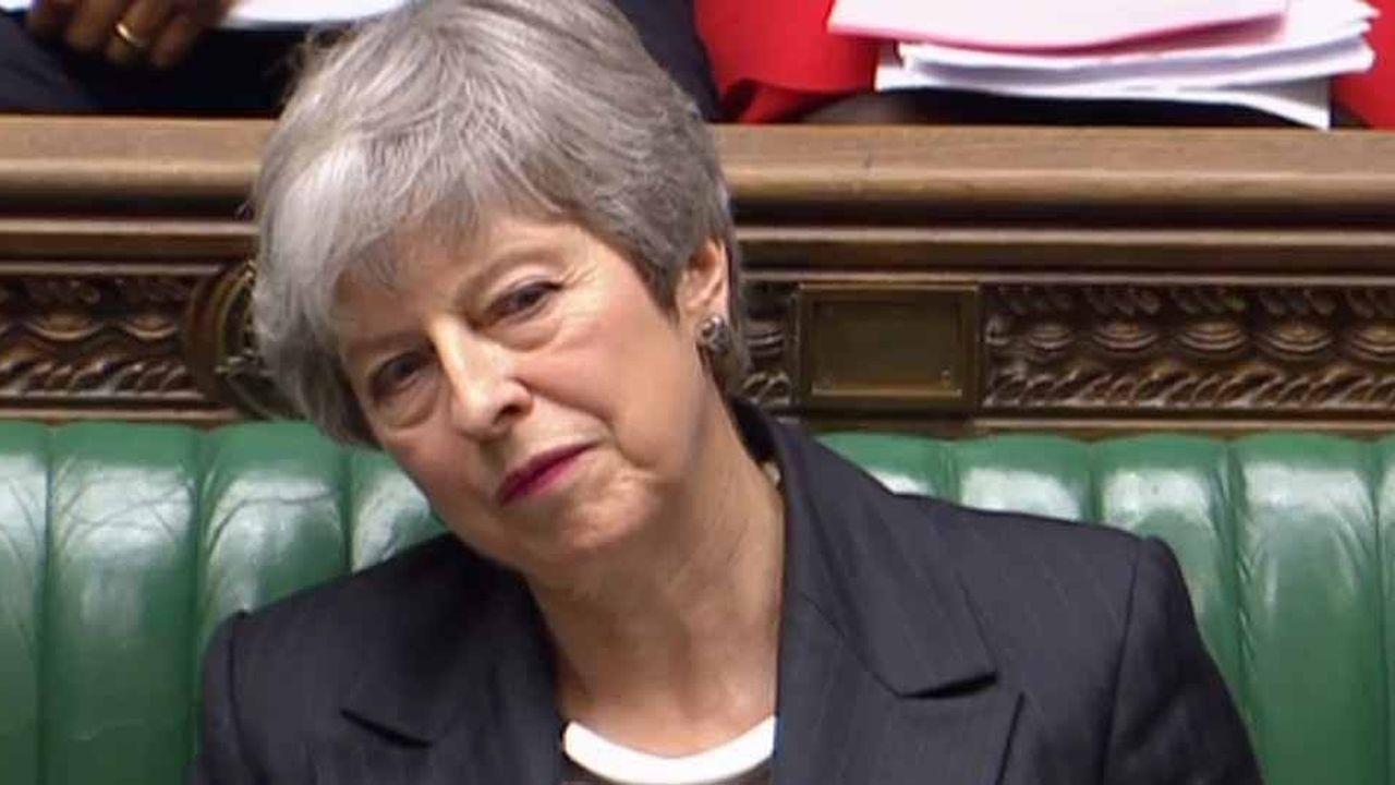 Theresa May a demandé mercredi à Bruxelles un report du Brexit jusqu'au 30juin.