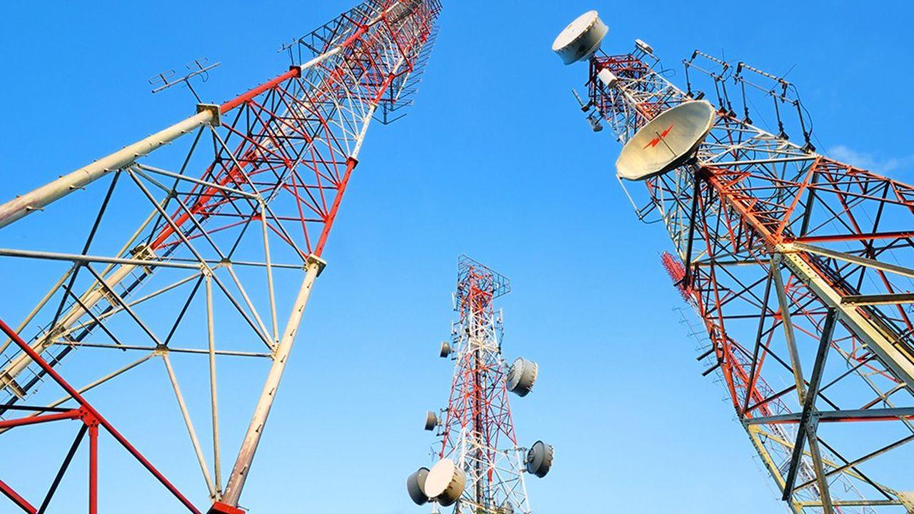 La 5G doit offrir des débits décuplés par rapport à la 4G dès2020.