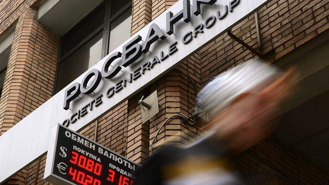 Rosbank, la filiale russe de la Société Générale, affiche une croissance des revenus de 10% en 2018.