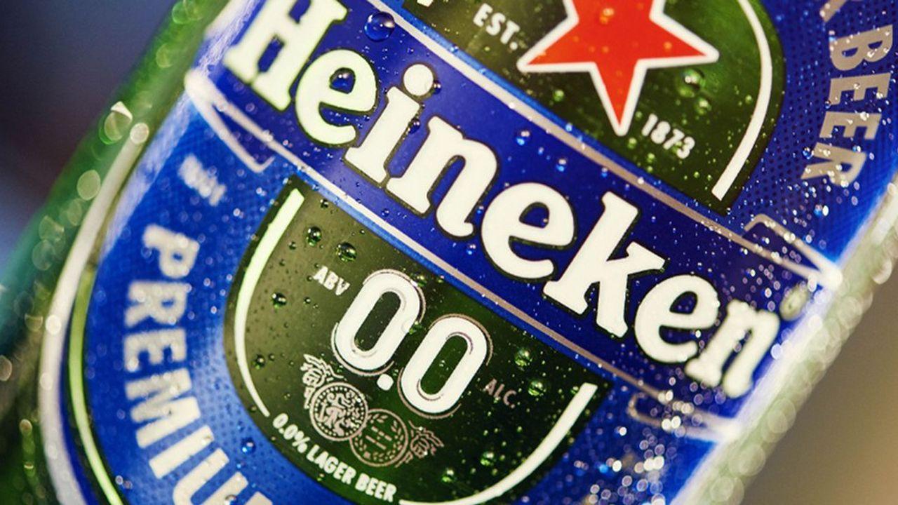 Heineken veut fairede la Heineken 0.0 «son fer de lance» en 2019