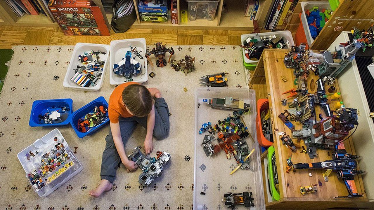 Selon le rapport «Lego play well» 2018,publié par le géant danois du jouet, 84% des parents estiment que les petites briques «aident leur enfant à développer des atouts» nécessaires