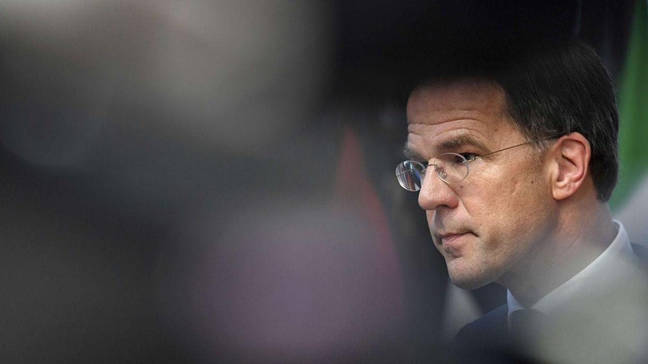 Le revers électoral fragilise Mark Rutte, au pouvoir depuis huit ans et auquel certains prédisent un avenir à Bruxelles