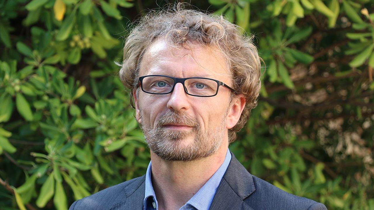 Christophe Vasseur, PDG et cofondateur d'Inalve.