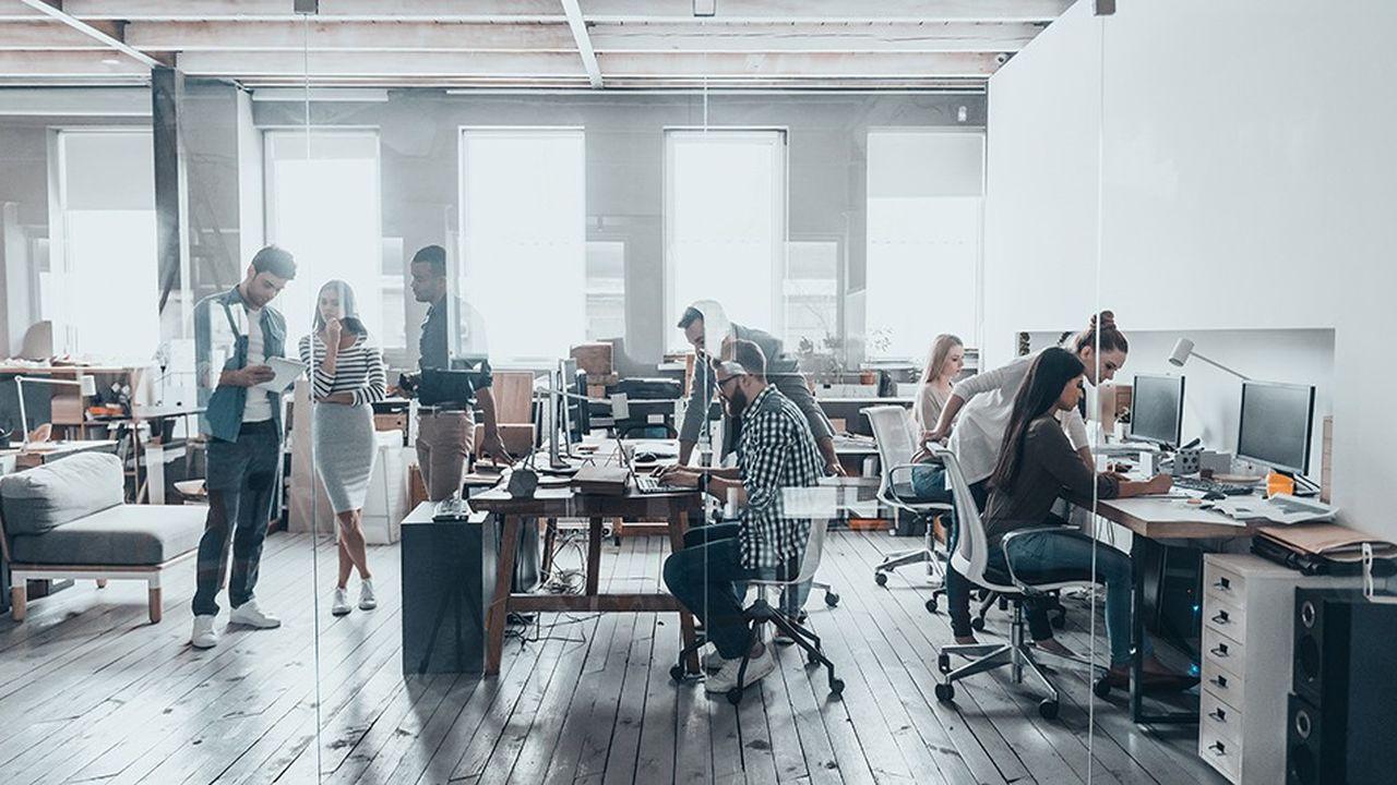 A la question «Avez-vous rencontré des difficultés de santé liées à votre travail au cours des douze derniers mois?», 28% des salariés répondent «oui», et 68% «non».