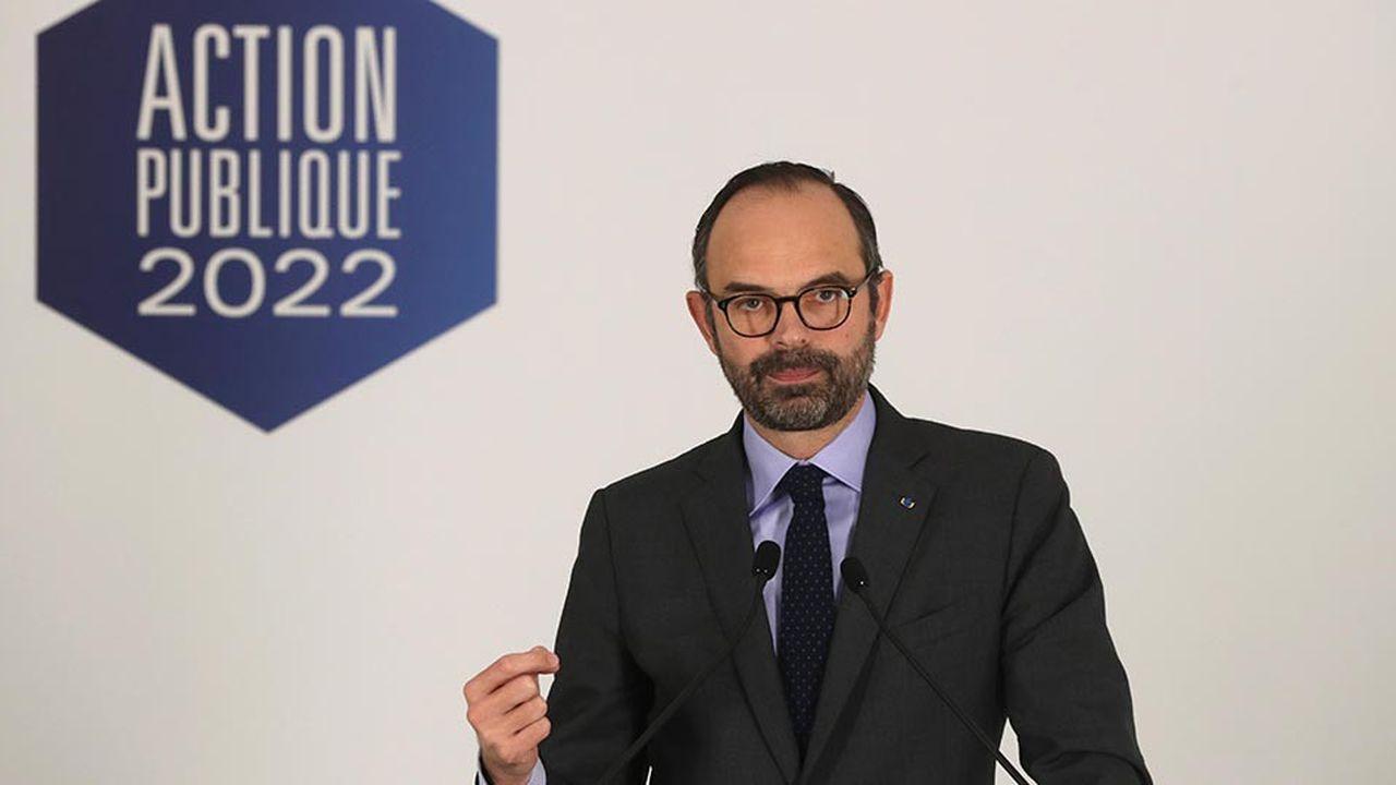 Le Premier ministre, Edouard Philippe, a lancé le plan Action publique 2022 pour obtenir une transformation des politiques publiques de l'Etat.