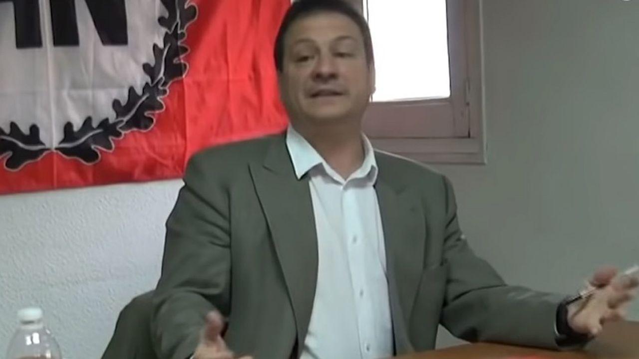 L'historien négationniste Fernando Paz, candidat de Vox pour la province d'Albacete conteste le génocide et qualifie les procès de Nuremberg de «farce»