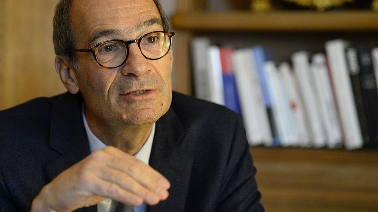 Eric Woerth est député LR de l'Oise et président de la commission des Finances de l'Assemblée.