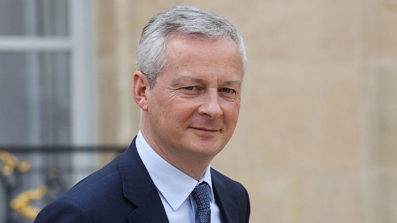 Bruno Le Maire, le ministre de l'Economie, a poussé les patrons à «redéfinir la place de l'entreprise dans la société», ce jeudi lors d'un colloque à l'Assemblée nationale sur la loi Pacte.