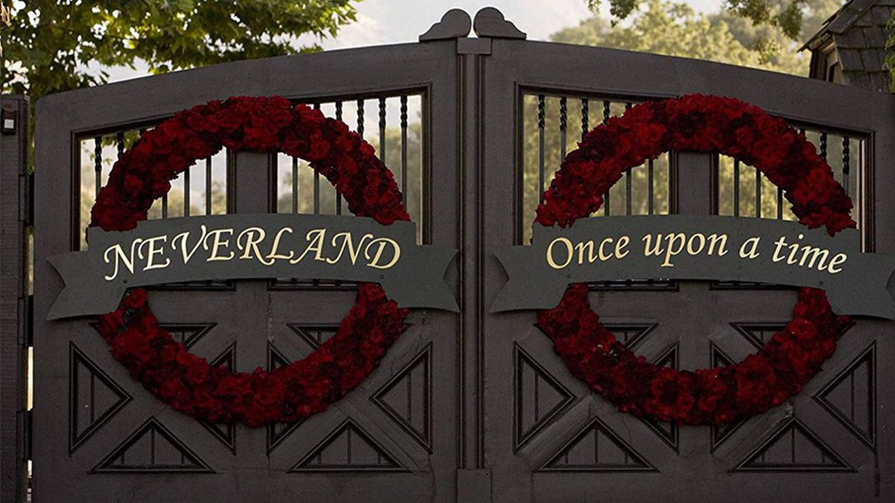 Neverland, la résidence de la star.
